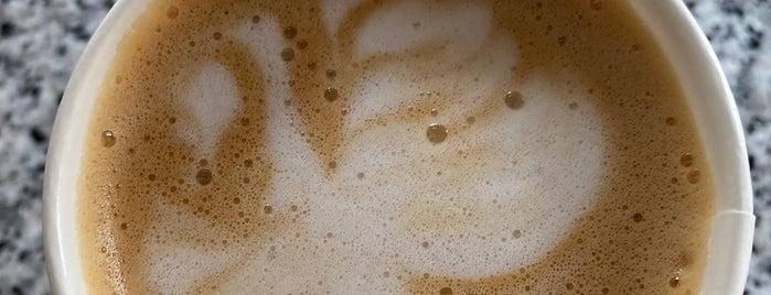 Andante Coffee Roasters is one of DTLA.