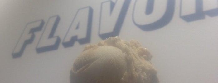 Jeni's Splendid Ice Creams is one of Central LA.