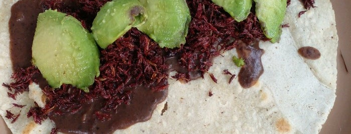 Xaachila, Oaxaca y su comida is one of DF- Comida.