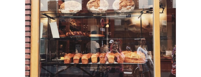 Poilâne is one of Paris - Breakfast/Bakeries/Coffee.