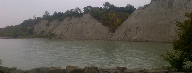 Scarborough Bluffs is one of The 6.