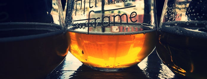Fifth Frame Brewing Company is one of ROC.