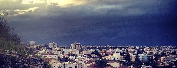 Nicosia is one of Кипр.
