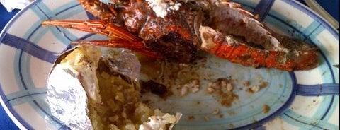 Armandos lobster house is one of Tempat yang Disukai Ericka.