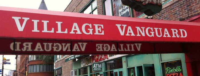 Village Vanguard is one of All-time favorites in United States (Part 2).