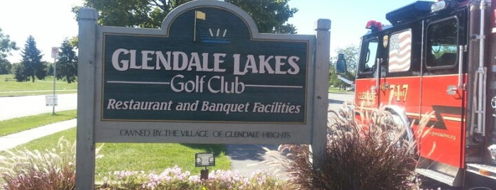 Glendale Lakes Golf Club is one of Locais curtidos por Brandon.