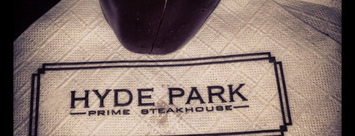 Hyde Park Prime Steakhouse is one of Taste of Cleveland To Do List.
