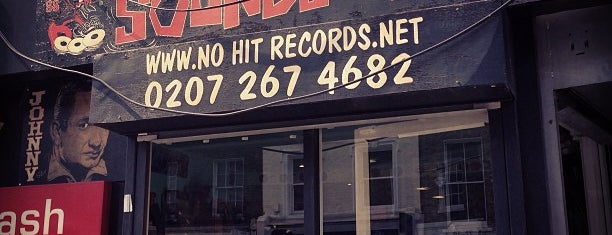 Sounds That Swing is one of worldwide record stores..