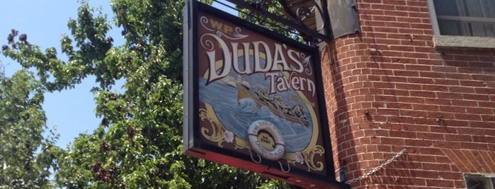 Duda's Tavern is one of Lugares guardados de Allison.