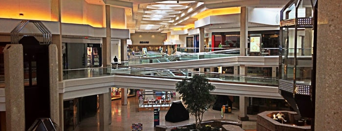 Woodfield Mall is one of Posti che sono piaciuti a Brandon.