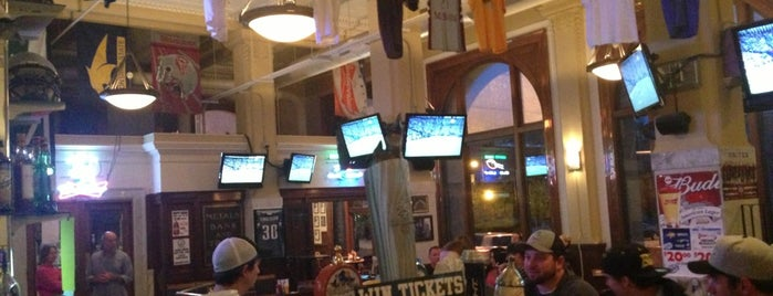 Metals Sports Bar And Grill is one of Global Pints Society.