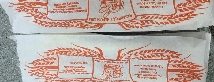 Panaderia San Agustin is one of Roberto J.C.'ın Beğendiği Mekanlar.