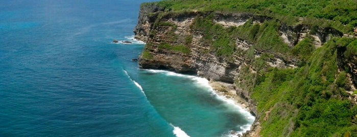 Pura Luhur Uluwatu is one of Marvellous Bali.