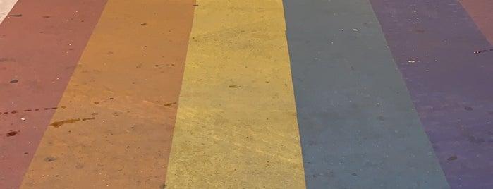 The Gaybourhood is one of Ed'in Kaydettiği Mekanlar.