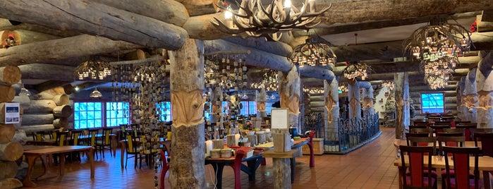 Kakslauttanen Artic Hotel Reception & Restaurant is one of Finland فنلندا.