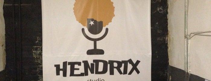 Репетиционная база HendrixStudio is one of Сохраненные.