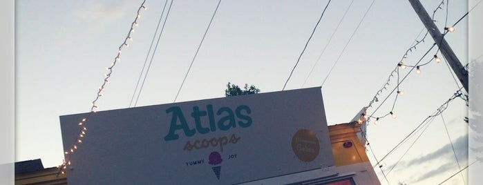 Atlas Scoops is one of Lugares favoritos de Susan.