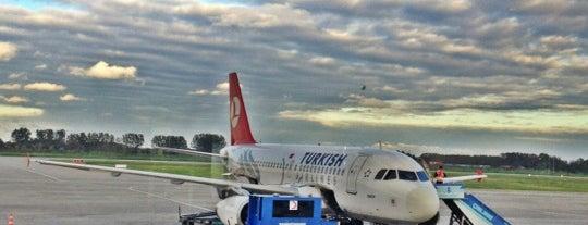 Samsun Çarşamba Havalimanı (SZF) is one of Samsun.