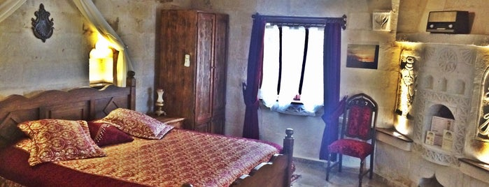 Maccan Cave Hotel is one of Lieux qui ont plu à ♠️Eda♠️.