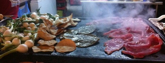 Taquería The Fogones is one of Tacos en Chilangolandia.