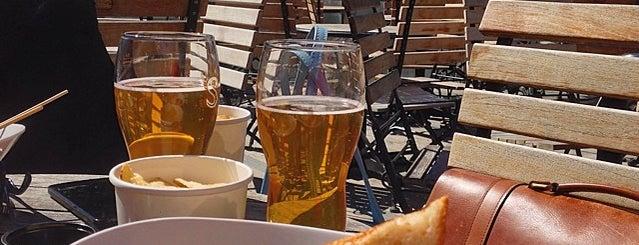 Gården Bar & Grill is one of Stockholm Life.
