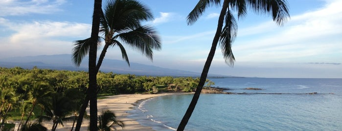 Mauna Kea Beach is one of Hawaii.