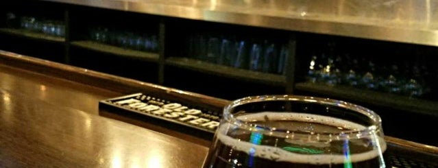 The Brass Tap is one of CraftBeer.com's Best Craft Beer Bar in Every State.