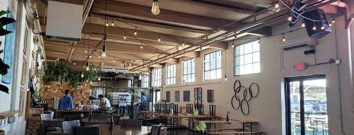 New Park Brewing is one of Breweries I've been to.