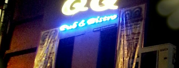 QQ Pub & Bistro is one of Must-visit Nightlife Spots in Kuala Lumpur.