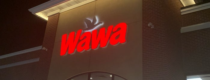 Wawa is one of Lieux qui ont plu à Maddie.