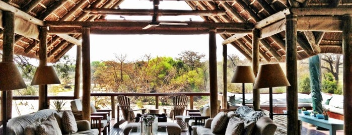 Thornybush Game Lodge is one of Locais curtidos por Daniela.