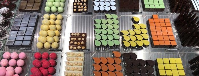 Ro Chokolade is one of Sweden/Denmark.