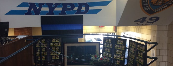 NYPD - 49th Precinct is one of Tempat yang Disukai Jason.