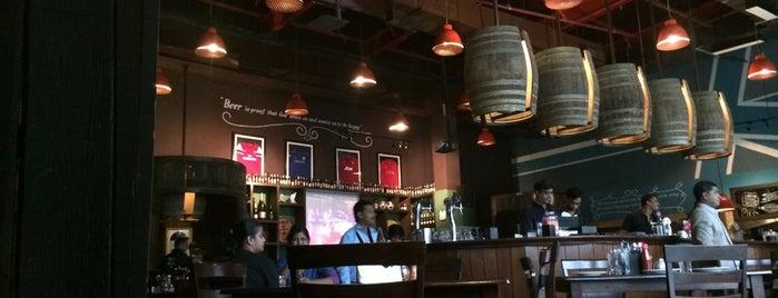 British Brewing Company (BBC) is one of Yashas 님이 좋아한 장소.