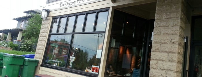 The Oregon Public House is one of PDX Kid-friendly Beer.