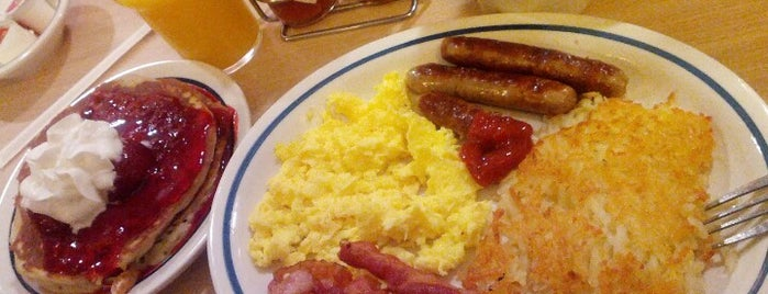 IHOP is one of Danさんのお気に入りスポット.