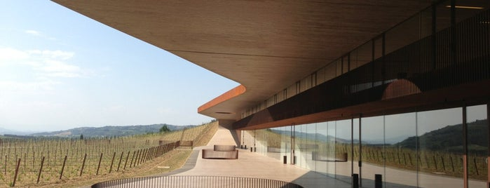 Cantina Antinori nel Chianti Classico is one of Toscany.