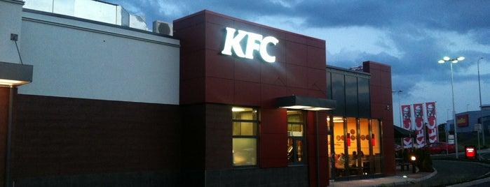 KFC is one of Gespeicherte Orte von N..