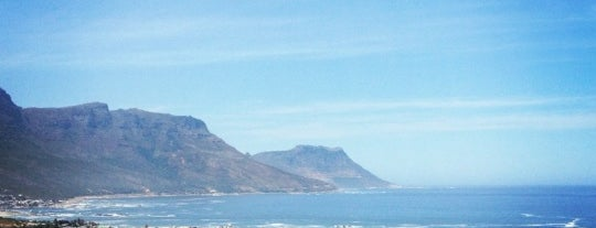 Camps Bay Beach is one of SA.