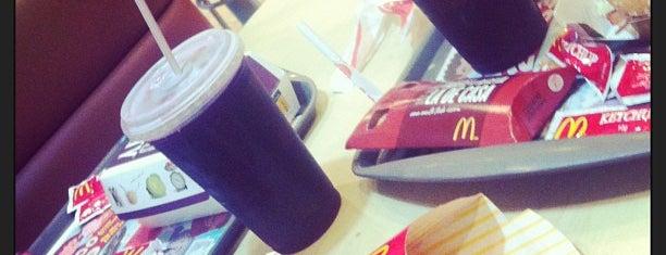 McDonald's is one of Restaurante.