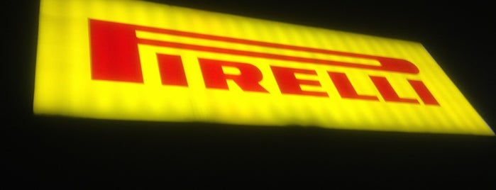 Pirelli is one of Lieux qui ont plu à Charlie.