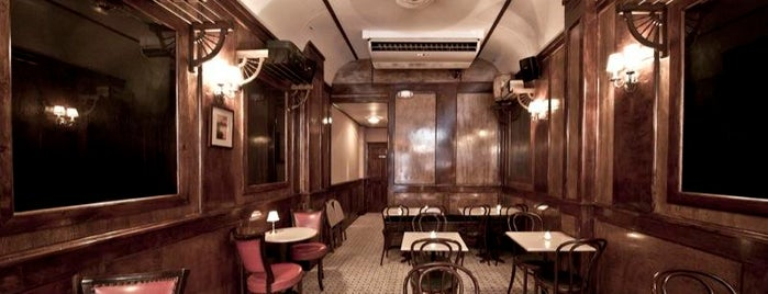 Orient Express is one of Bars.