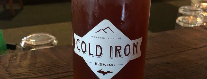 Cold Iron is one of Brent 님이 좋아한 장소.