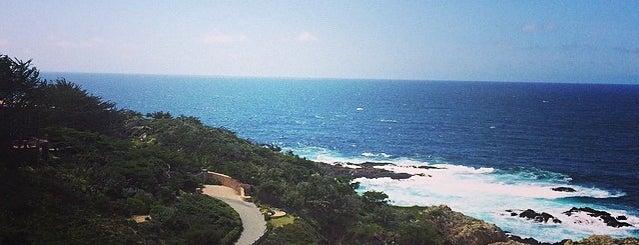 Gibson Beach is one of HWY1: Santa Cruz to Monterey/Carmel.