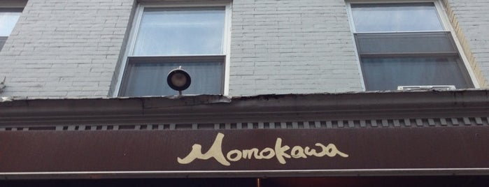 Momokawa is one of Lista de Restaurantes (F Chandler).