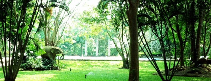 Palm Garden Village is one of สถานที่ที่ Miguel ถูกใจ.