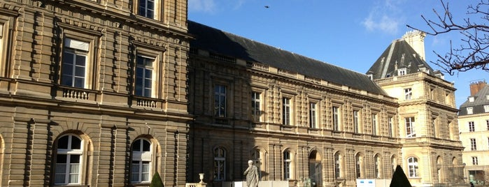 Sénat | Palais du Luxembourg is one of Fabioさんのお気に入りスポット.