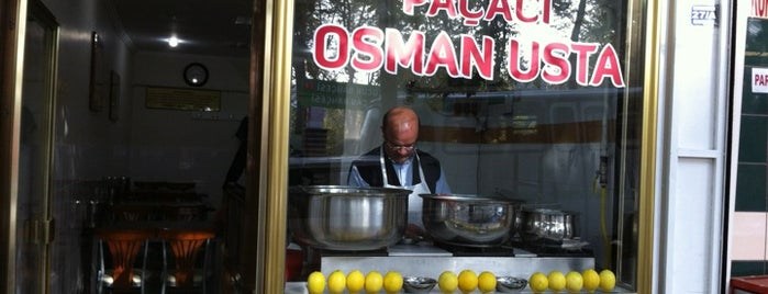 Paçacı Osman Usta is one of Zeynep 님이 좋아한 장소.