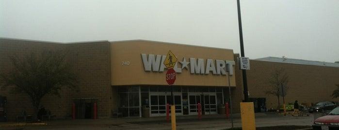 Walmart is one of Dominique 님이 좋아한 장소.
