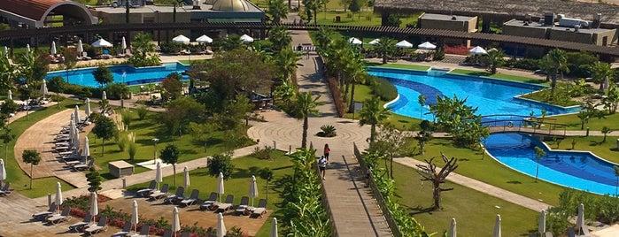 Concorde Cyprus De-Luxe Hotel & Casino is one of berna'nın Beğendiği Mekanlar.